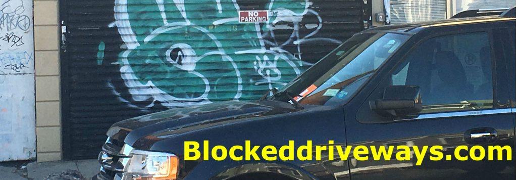 blocked driveway towing Brooklyn NY